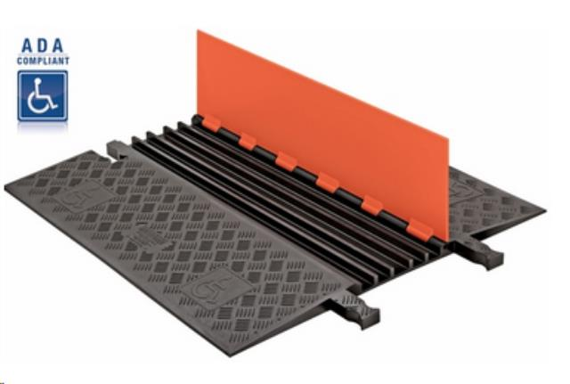 5 Channel Low Profile Ada Cable Ramp Rentals Virginia Maryland Dc Va